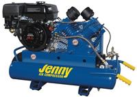 Air Compressor 5hp, Gas