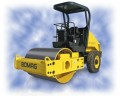 Single Drum Compaction Roller