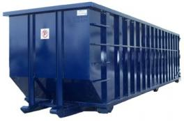Debris Container 8' - 40'