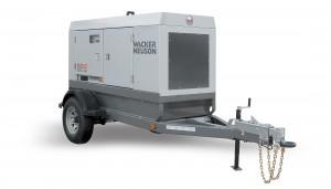 Generator 50kw TOW-BEHIND